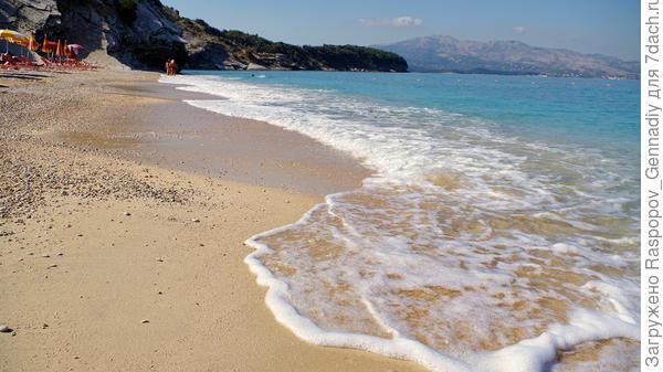 Так выглядит идеальный пляж
