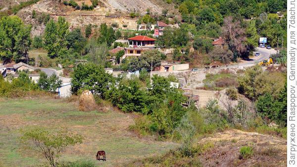 Сельские пейзажи Албании