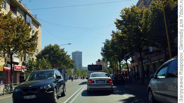 УлицыТираны
