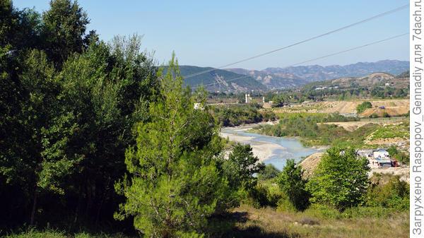 Равнинная Албания