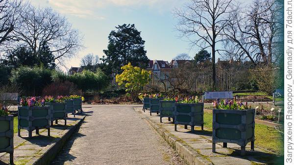 Небольшие парки