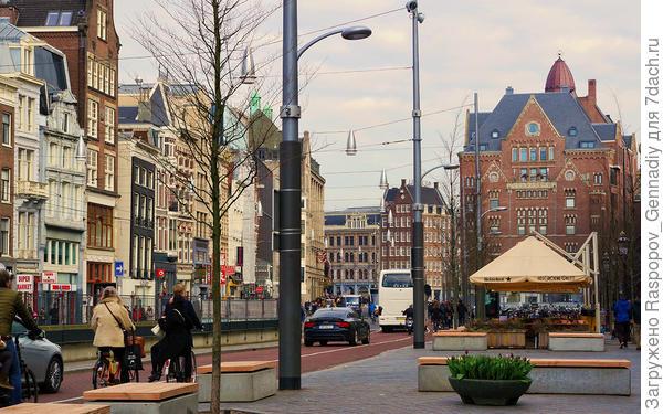 Знаменитые голландские домики
