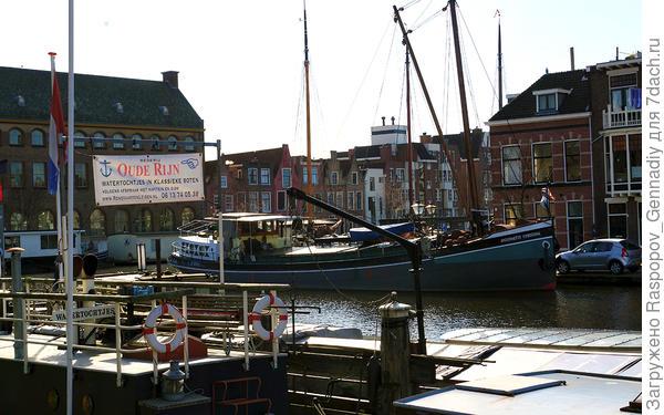Большие каналы и кораблики