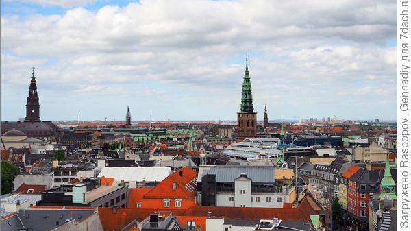 Крыши Копенгагена