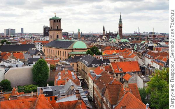 Прощай уютный Копенгаген, где все по уму и для людей.