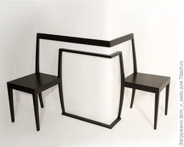 Угловые стулья