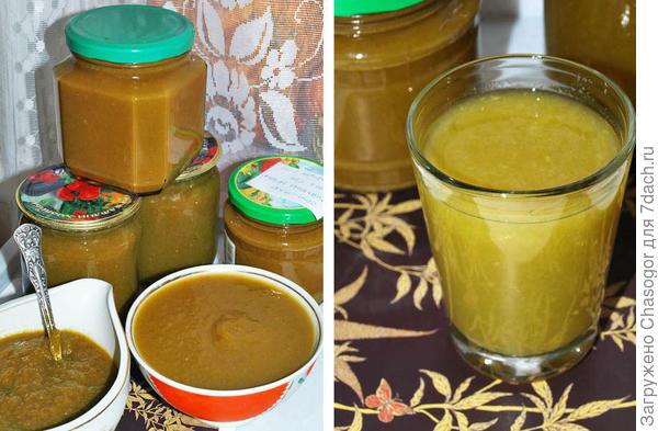 соус и сок из томата Киви