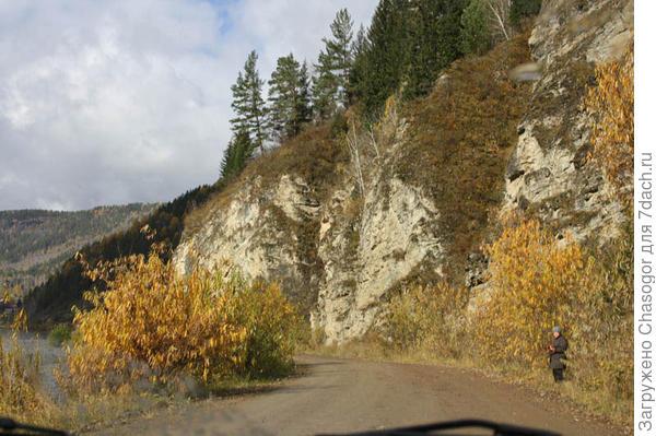 дорога в Малый Унгут