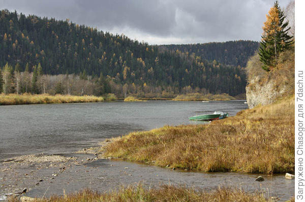 река Малый Унгут впадает в Ману