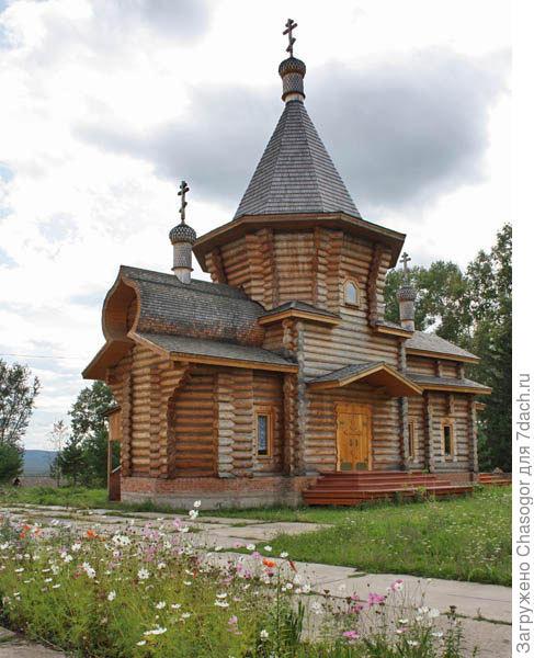 храм Иннокентия Иркутского