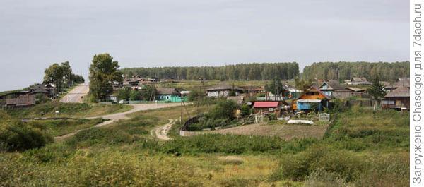 село Стойба