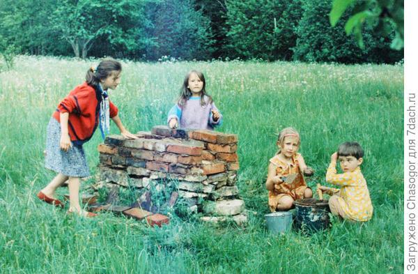 дети печники