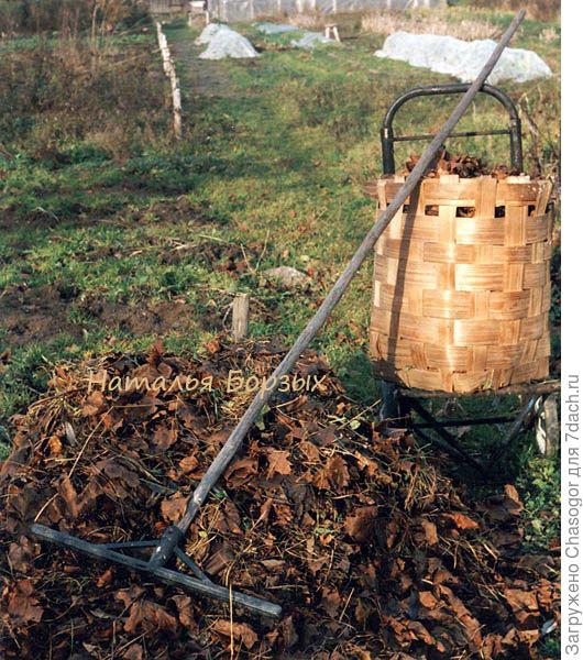 материал для компоста