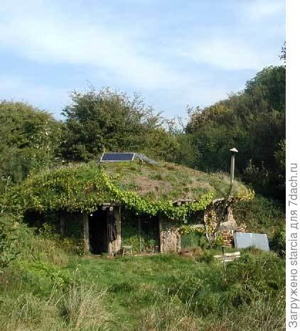 Зеленый дом. Фото из интернета
