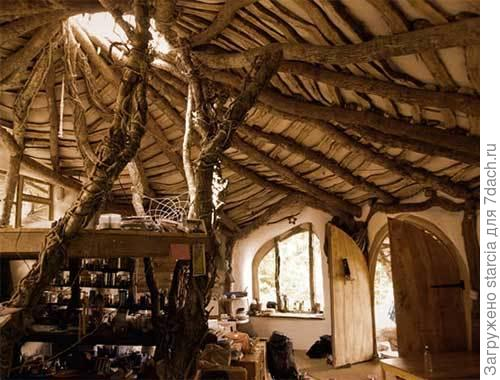 Дом внутри. Фото с сайта interesko.info