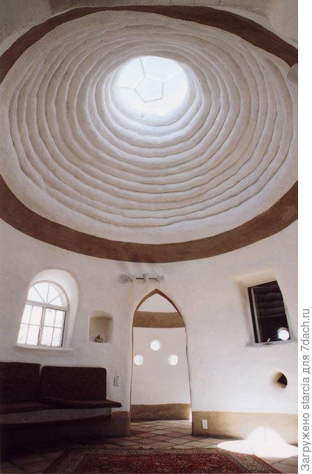 Крыша без перекрытий также смотрится отлично. Фото с сайта otchelniki.ru