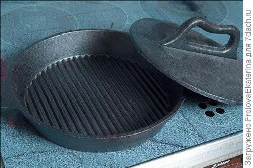 Сковорода -тапа. Фото с сайта restoratorchef.ru