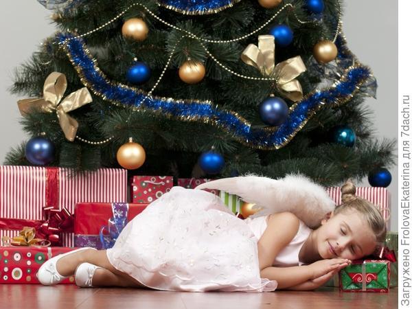 Девочка с крыльями ангела. Фото с сайтаs0.tochka.net