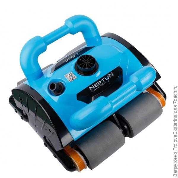 Робот для бассейна фирмы Neptun. Фото с сайта poolexpert.ru