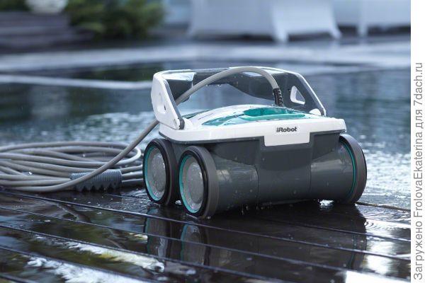 Робот для бассейна. Фото с сайта irobot66.ru