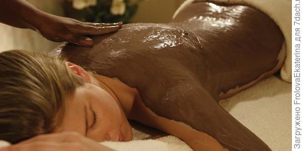 Шоколадное обертывание. Фото с сайта sankt-peterburg.buyreklama.ru