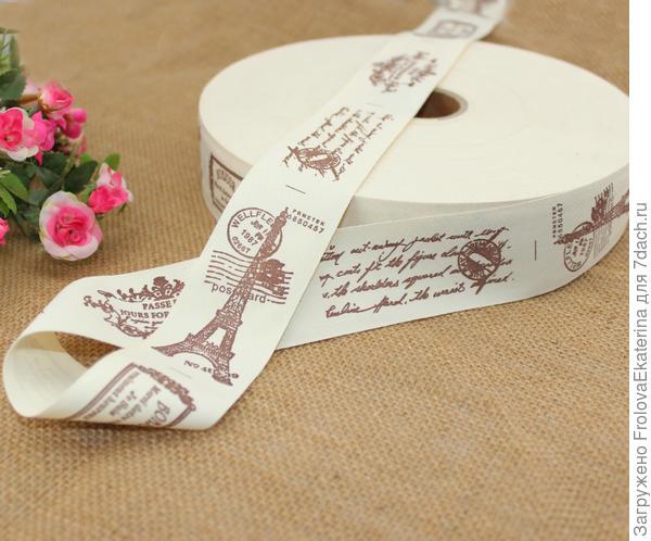 Текстильная лента. Фото с сайта alibaba.com