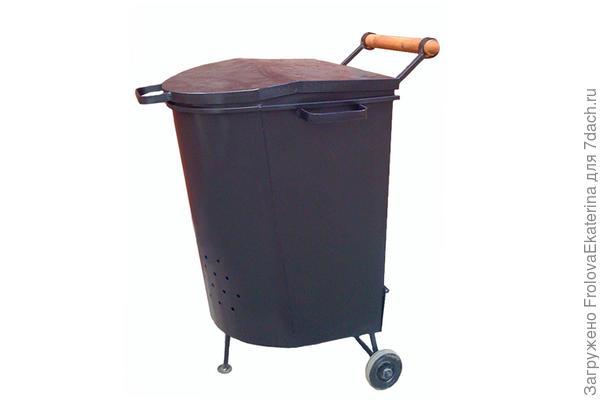 Фирменная мусоросжигательная печь. Фото с сайта catalog2b.ru