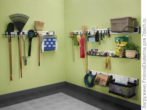 Уголок для хранения в гараже. Фото с сайта ecx.images-amazon.com