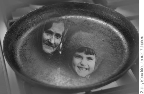 бабушкина сковородка