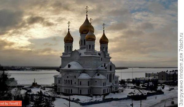 В Архангельске с обеда солнышко выглянуло и мороз небольшой.