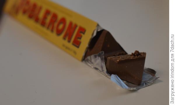 Осталось взять свою любимую шоколадку, повернуть ключ зажигания