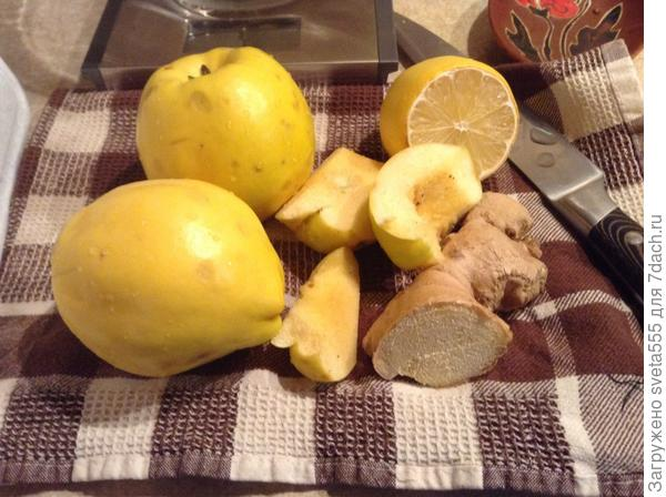 Ингредиенты для пастилы