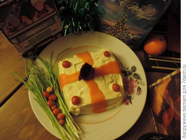 Печёночный паштет к Новогоднему столу