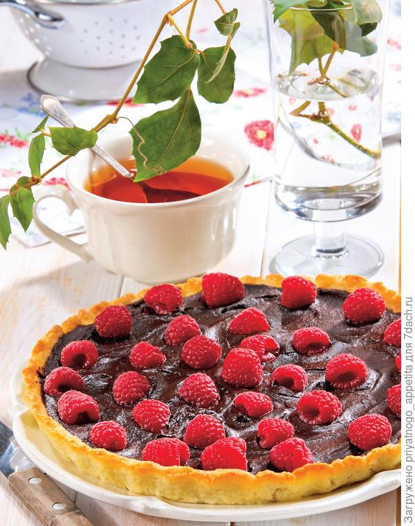 Ягодные десерты для всей семьи