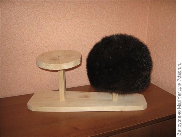 подставка для шляпок