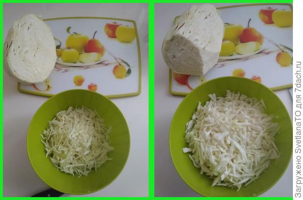 Сезон 2022. Рецепты с моей кухни: тушим капусту - пошаговый рецепт приготовления с фото