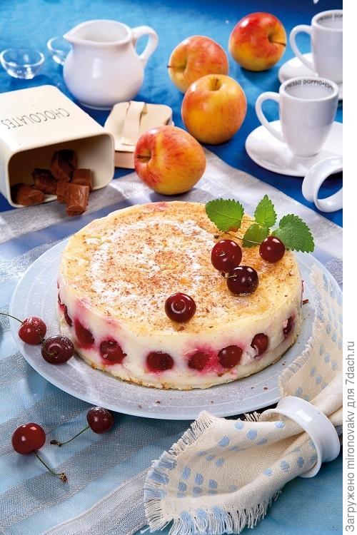 Пудинг «Завтрак короля»