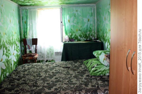 веранда-спальня
