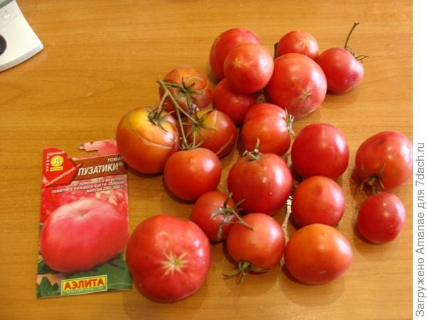 Урожай, снятый 1 сентября