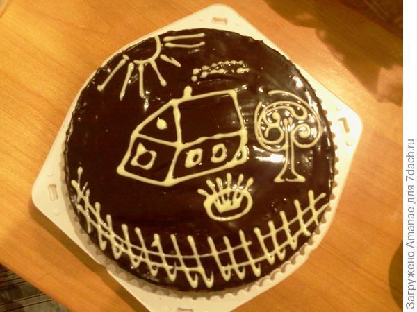 Обожаю печь тортики!