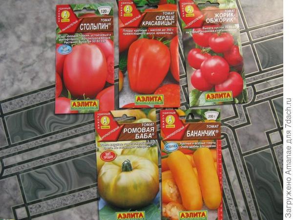 Помидорки, они же - томатики