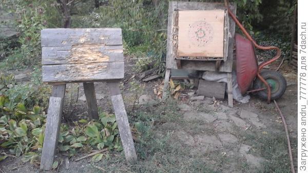 Мишени для метания ножей и стрельбы из лука