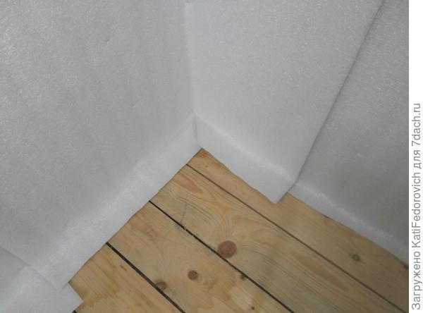 пол-потолок