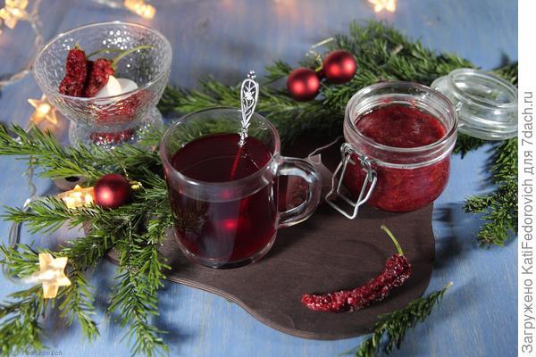 Новогодний чай))