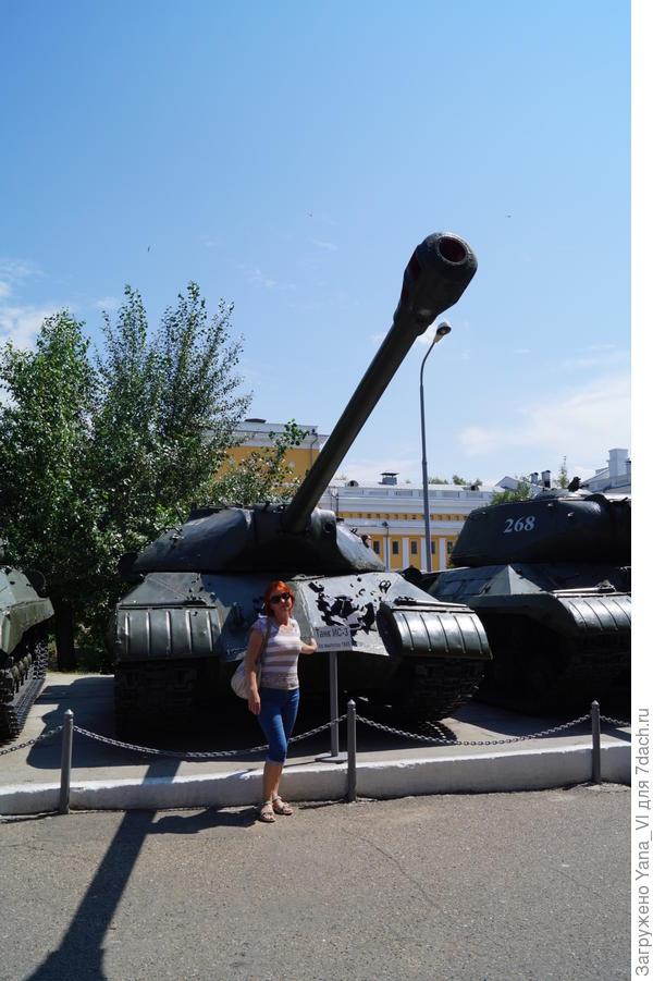 я и танк