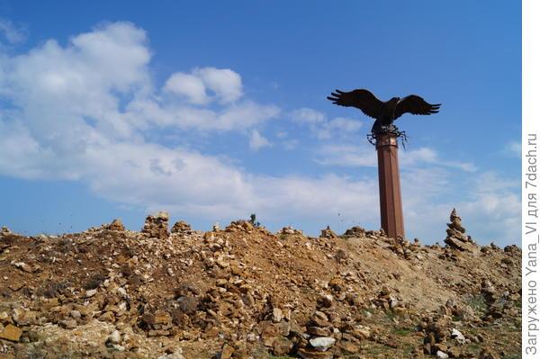 Вот ещё орёл :)