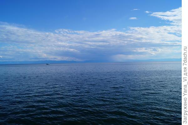 Это не море, это Байкал