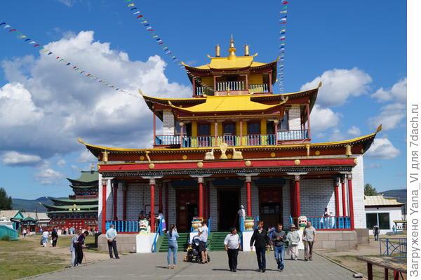 другой храм