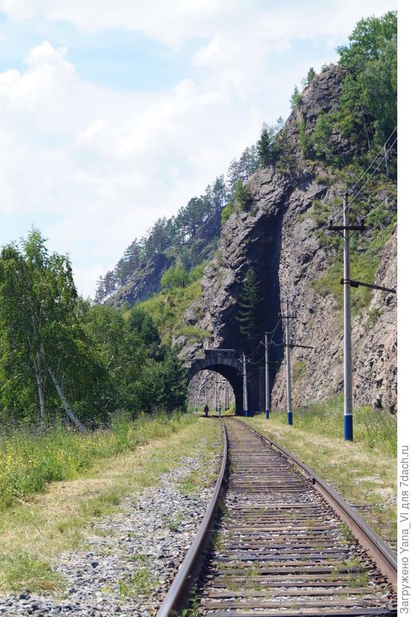 самый маленький тоннель