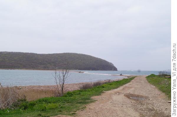 переход на остров